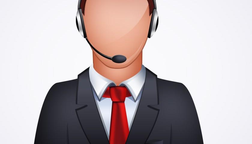 آیکن لایه باز پشتیبانی از مشتری آنلاین