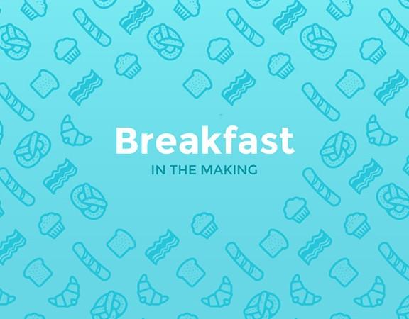 دانلود پترن فتوشاپ صبحانه