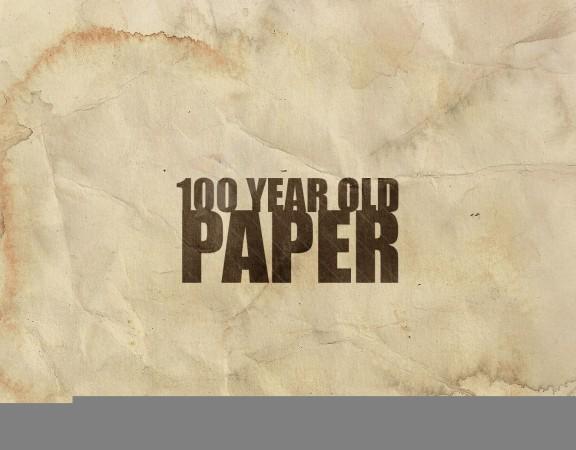 مجموعه تکسچر کاغذهای قدیمی