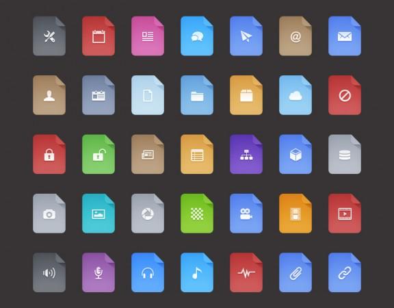 Free Flat Filetype Icons-banner724.ir_