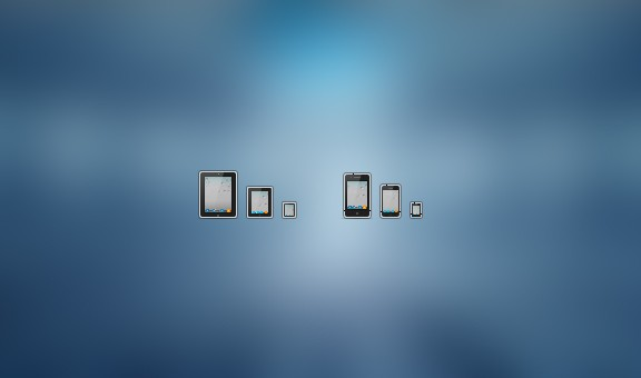 IPad and iPhone - icon - banner724.ir_